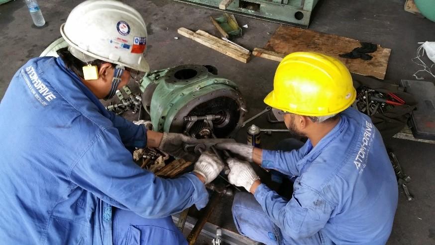 Overhaul Reapir and Service